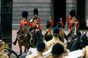 Лондон, Букингемский дворец