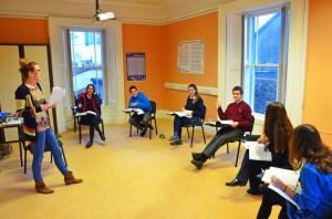 Подготовка молодежи в WELC